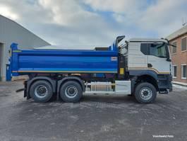 tipper truck > 7.5 t MAN New Generation TGS 33.510 6x4 BLS-TN kipper/trekker 2021