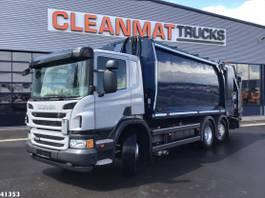 garbage truck Scania P360 Geesink 22m3 2012