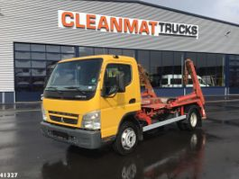 container truck Mitsubishi Canter 2011