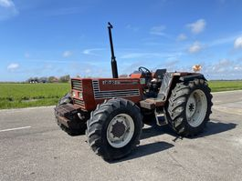 farm tractor Fiat 110-90 DT 1991