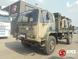 army truck DAF Leyland T 244 tank 1992