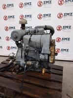 Engine truck part Deutz Occ Motor F2L511 Deutz met hydrauliekpomp