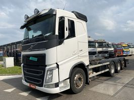chassis cab truck Volvo FH 540 8X4 + ADR 2013