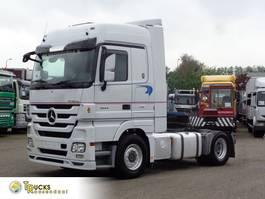 cab over engine Mercedes-Benz Actros 1844 + Euro 5 2010
