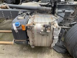 Exhaust system truck part Scania Uitlaat demper dpf + adblue tank euro 6 2016