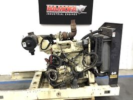 Engine car part John Deere 4045TF150 USED