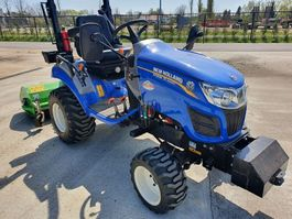 compact tractor New Holland BOOMER 25 COMPACT 2019