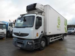 closed box truck Renault Premium 2010