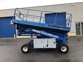 scissor lift wheeld Upright SL30SL, Schaar hoogwerker, 11 meter, 4x4, Diesel 2000