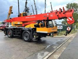 all terrain cranes Terex PPM ATT 300 - 25 T  /  27m BOOM (3x) - 4x4x4 - 360° - LIFT-CABINE - MB 6 CYL ENGINE - TRIPPLE BOOM - 80km/h - VERY NICE BE MACHINE 1998