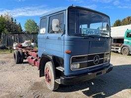 chassis cab truck Mercedes-Benz MB 1113 MB Chassi NO Rust 1973