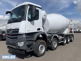 concrete mixer truck Mercedes-Benz Arocs 4942-B Mulder 15m3 betonmixer 2021