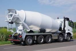 concrete mixer truck Mercedes-Benz Arocs 10x4 15m3 Stetter betonmixer 2021