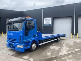 car transporter truck Iveco EUROCARGO 12E22 EURO 5