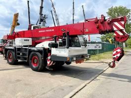 all terrain cranes Terex PPM ATT 400 - 35 T  /  30m BOOM (3x) - 4x4x4 - 360° - LIFT-CABINE - MB 6 CYL ENGINE - TRIPPLE BOOM - 80km/h - VERY NICE BE MACHINE 1998