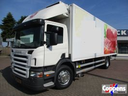refrigerated truck Scania P320 Koel/Vries MT Euro 5 2011