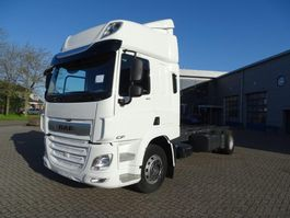 chassis cab truck DAF CF86-450 / AUTOMATIC / TOP CONDITION / 2019 / EURO-6 2019