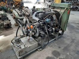 engine part equipment Mercedes-Benz OM366
