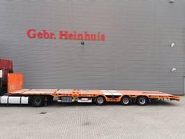 Plattform Auflieger Hangler 3 STLZ 30-4 4 M Extand. Mega/Lowdeck Liftaxle Radmulden! 2013