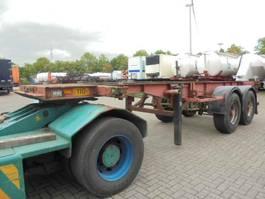 container chassis semi trailer Renders ROC 12-18 CC 20E 1991