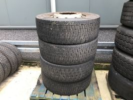 tyres truck part Michelin X MULTIWAY 3D 315/70R22.5 SET (DOT 2516) 2016