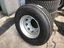 tyres truck part Michelin PILOTE XZA 1 295/80R22.5 (NIEUW)