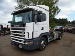 other trucks Scania 124 L 420 2002