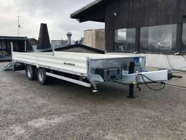 lowloader trailer Müller-Mitteltal ETÜ-TA-R 19 (18) Tandem-Tieflader 7m, get. Bordw 2021