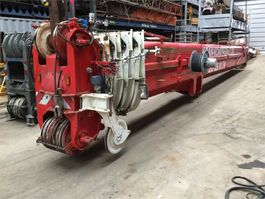 other equipment part Krupp GMK 5100 Complete boom