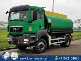 tank truck MAN TGS 18 4x4 magyar 13000 ltr 2010