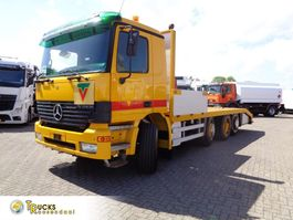 car transporter truck Mercedes-Benz Actros 3540 + Autotransport + 8x2 2002