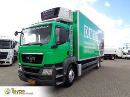 refrigerated truck MAN TGS 19 Euro 5 + Carrier Supra 950 2010