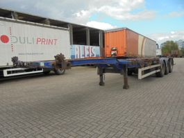 Container-Fahrgestell Auflieger Wielton NS 34 P 2005