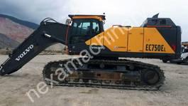 crawler excavator Volvo EC750EL 2018