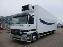 refrigerated truck Mercedes-Benz ACTROS 2535 LL 6X2 EURO 2 EPS 3 PEDALS 1998