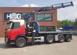 crane truck Volvo FM 440 HIAB 211EP-3 HIDUO - 30TON NCH 2008