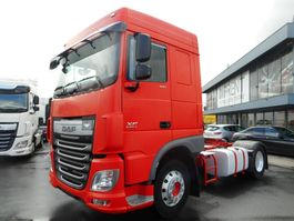 cab over engine DAF XF 440 FT SPACE CAB 2016