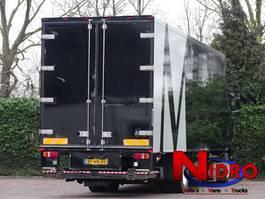 other trucks MAN TGA 18 EURO 4 ISO BOX  HEATING LBW 2 TON 12 METERS 2007