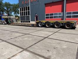 lowloader semi trailer Broshuis