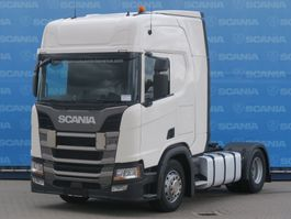 cab over engine Scania R500 A4X2NA   SCR ONLY   RETARDER   DIFF   STAND ALONE AIRCO 2017