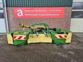 mower agricultural Krone frontmaaier Easycut F320M