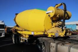 concrete mixer semi trailer Liebherr BETON MIXER - SF36BM - 12 M³ 1997