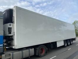 refrigerated semi trailer Schmitz Cargobull SKO 24 - 3 AS - BPW + CARRIER MAXIMA 2 1998