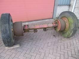Axle truck part BPW