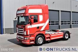 cab over engine Scania R V8 4x2 | EURO5 * MANUAL * RETARDER *HYDRAULICS * FULL AIR 2007
