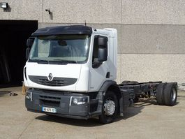 chassis cab truck Renault 320 DXI PREMIUM  4X2 2009
