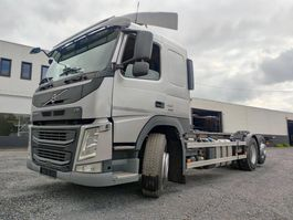 chassis cab truck Volvo FM 410 Euro6 Chassis 2016