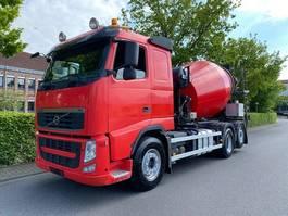 Betonmischer-LKW Volvo FH 460 6x2/ Liebherr 7 m³/Verlängerung 9,00m Mit Remote 2011