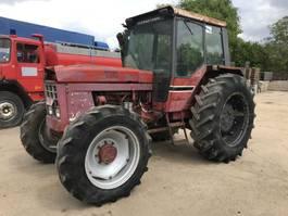 farm tractor International 1055AF 4x4 1980