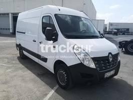 box truck Renault MASTER 125.35 L2H2 10M3 2015